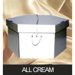All Cream Hatboxes