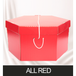 All Red Hatboxes
