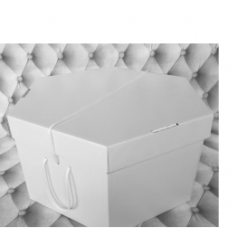 All White Hatboxes