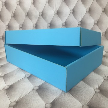 Gift Box Light Blue