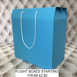 Flight Box Light Blue