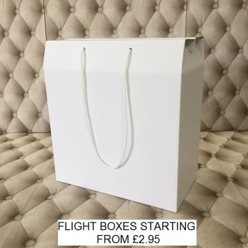 Flight box White