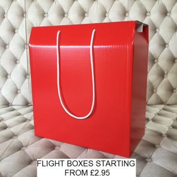Flight Box Red
