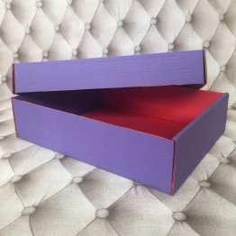 Gift Box Purple