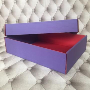 Gift Box Purple